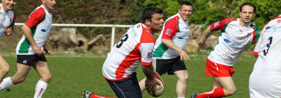 Team building Rugby au Pays Basque